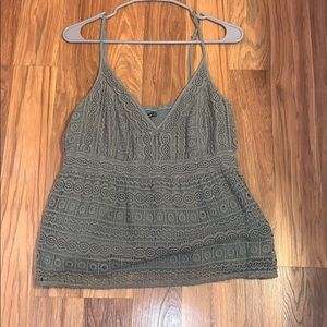 Abercrombie & Fitch Tank Top, Size XL